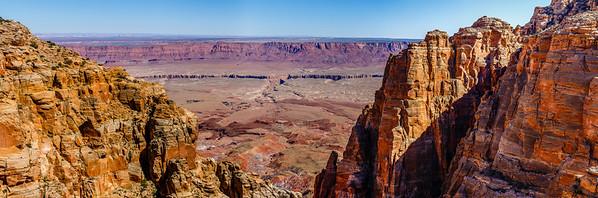 Marble Canyon Pano 30X9