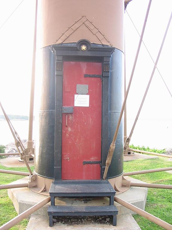 Marblehead Harbor lighthouse