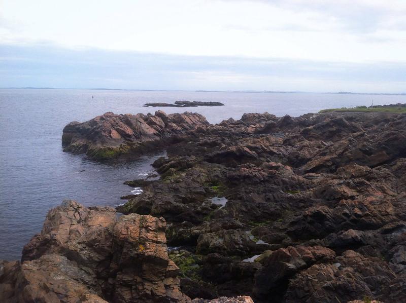 East Point Coastal Defense area