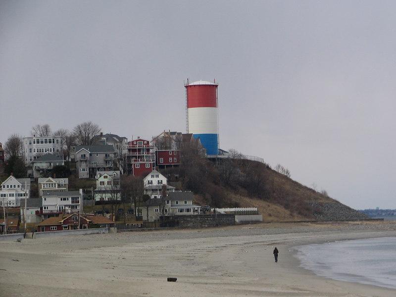 Shirley Point Beach