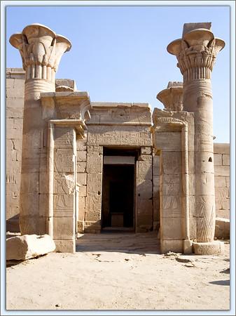 Temple of Ptah at Karnak....Luxor, Egypt