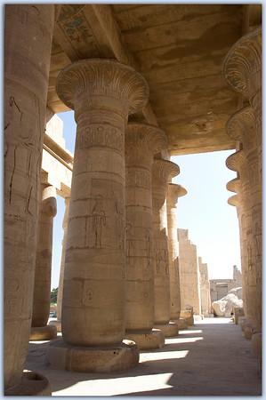 Ramesseum Columns