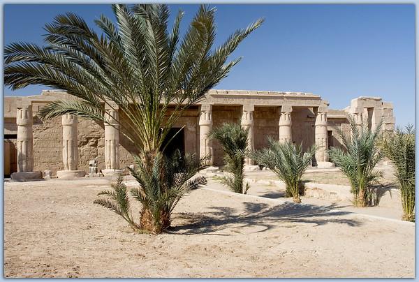 Mortuary Temple of Seti I at Qurna