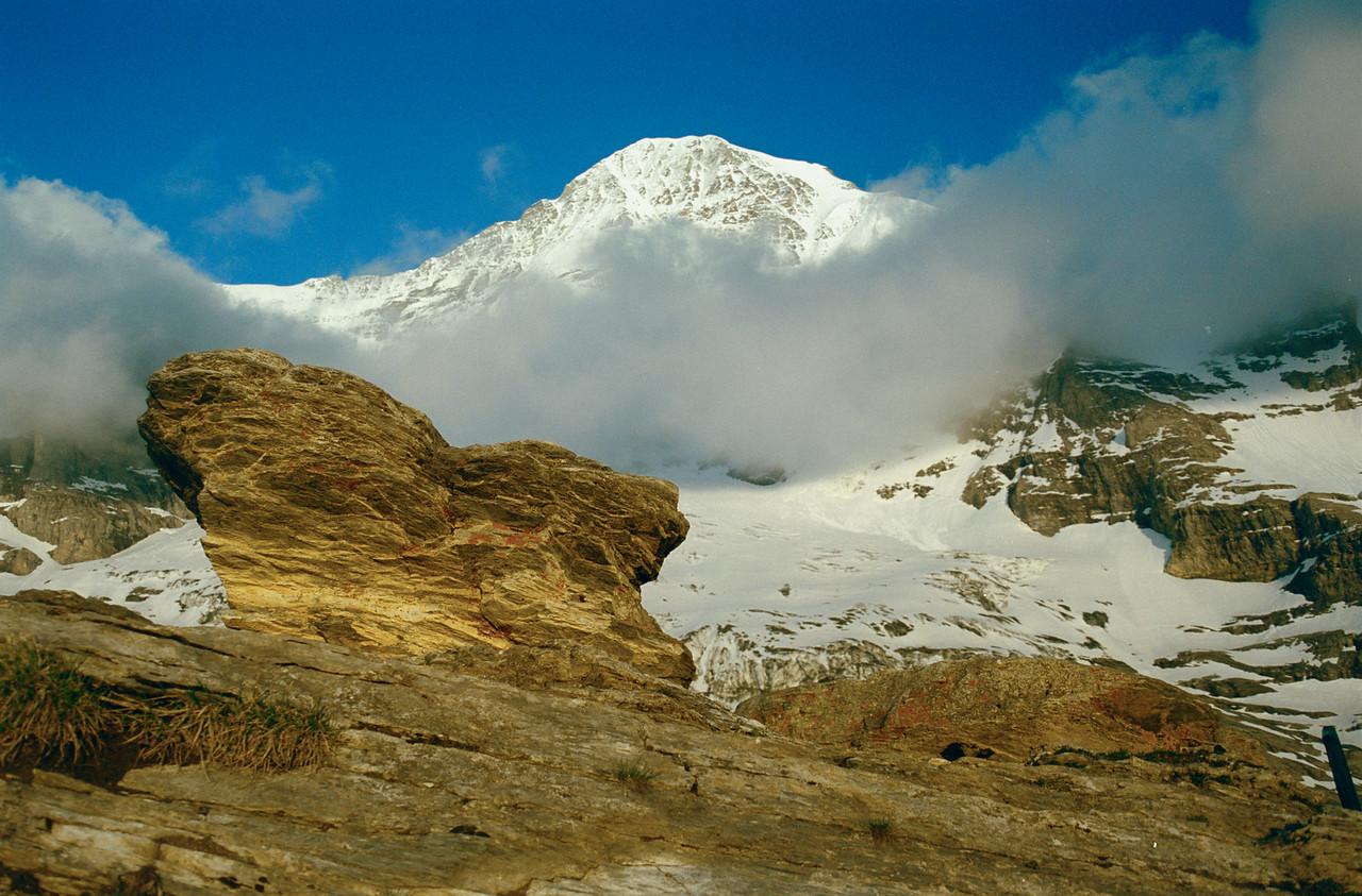 Mt. Monch, CH