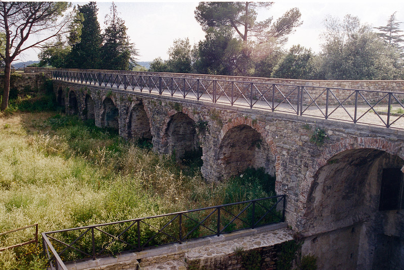 Medician Fort, Arezzo (Tuscany), IT