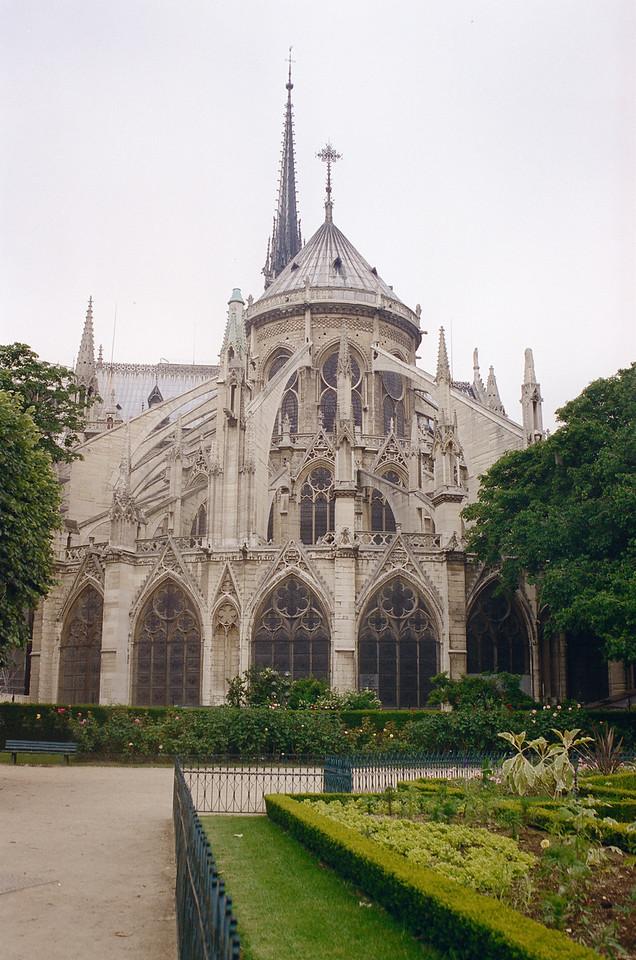 Notre Dame, Paris, FR