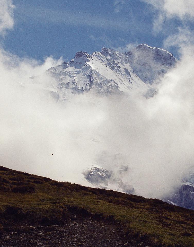 Mt. Jungfraujoch, CH