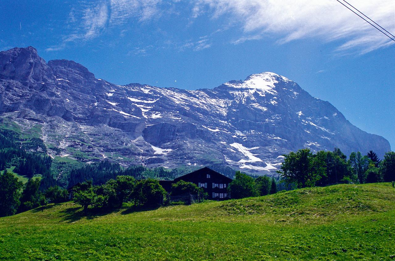 Bernese Alps, CH