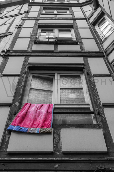 Hung Out To Dry, Strasbourg, Alsace, France