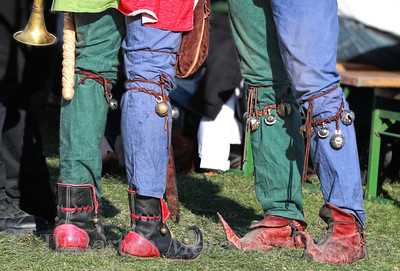 """""""And they shall have music wherever they go"""" Ritterturnier 2012 Rosenburg Medieval Festival"""