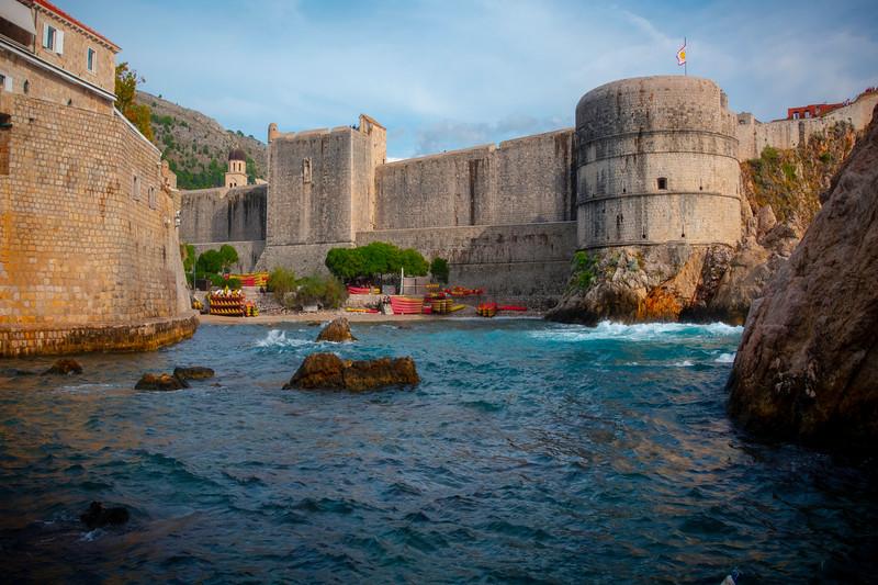 At The Shores Of Kings Landing - Dubrovnik, Crotia
