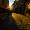 First Of The Daylight Showcasing The Alleyways
