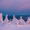 The Mix Of Morning Warmth And Blues - Iso-Syote, Finland
