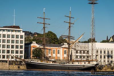 Helsinki Harbourside