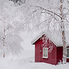 The Little Red Hut - Central Finland