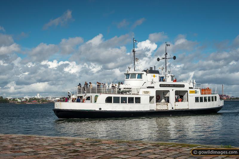 Finnish Ferry