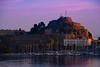 Old Town Corfu Marina Pastels - Corfu, Greece