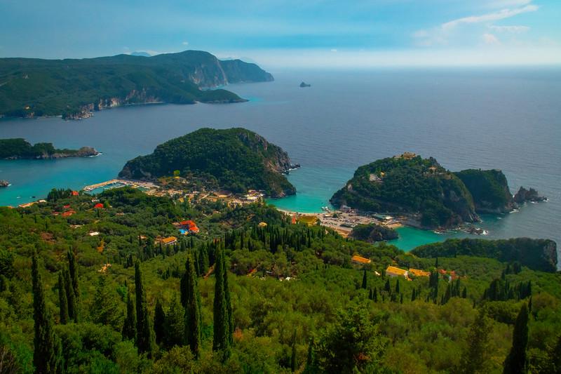 The Beautiful Colors Of Corfu - Corfu, Greece