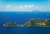 Surrounding Greek Islands Of Corfu - Corfu, Greece