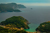 As Far As The Coastline Goes - Corfu, Greece