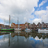 City Reflections Of Hoorn