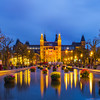 Nighttime At The Rijksmuseum