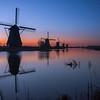 Kinderdijk Windmills_18