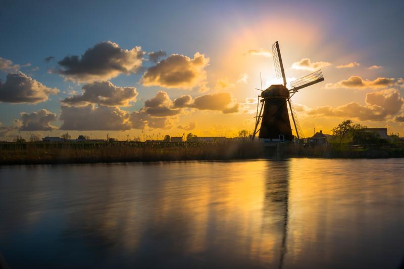 Kinderdijk Windmills_9