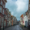 The City Streets Of Hoorn