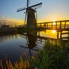 Kinderdijk Windmills_25