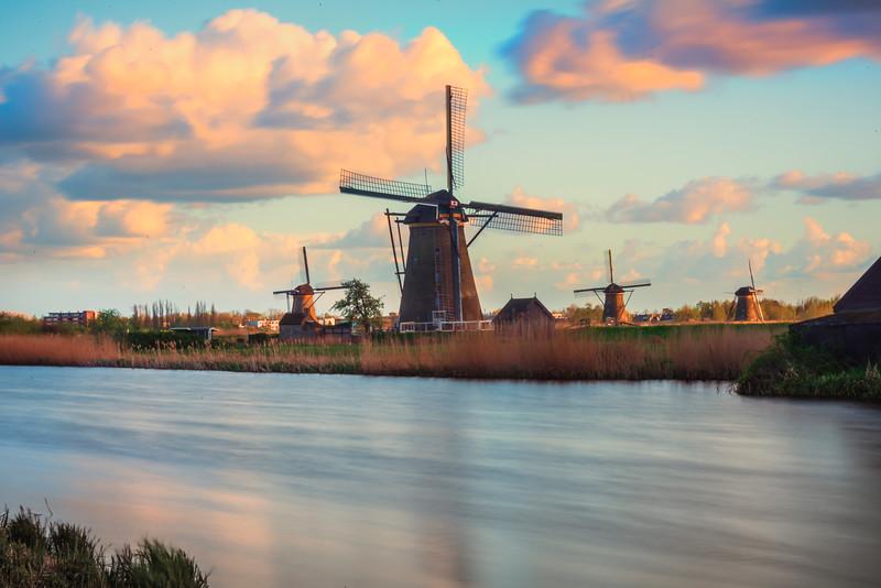 Kinderdijk Windmills_3