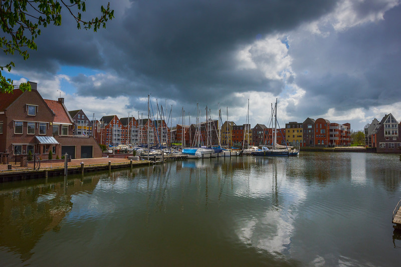 Other End Of Hoorn Marina