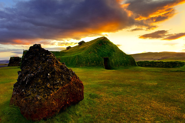 A Symbol Of Icelandic Culture - South Iceland