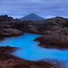 Channels Of Life - The Blue Lagoon, West Iceland