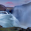 Down In The Action - Gulfoss Waterfall, The Golden Circle, Southwest Iceland
