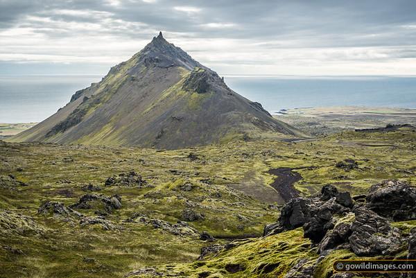 Stapafell peak