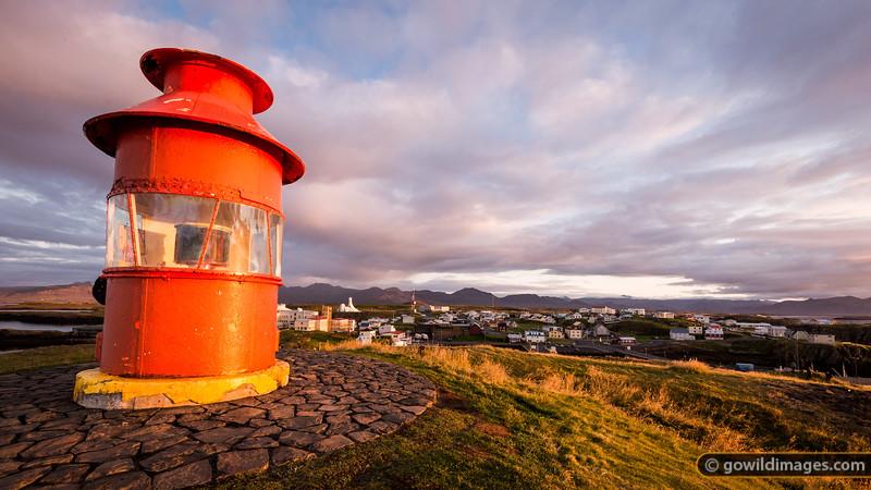 Stykkishólmur lighthouse