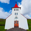 A Standing Of Good Faith - Outside Vik, South Iceland