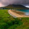 A Storm Piling On Top - Achille Island, Sligo, Sligo County,  Ireland