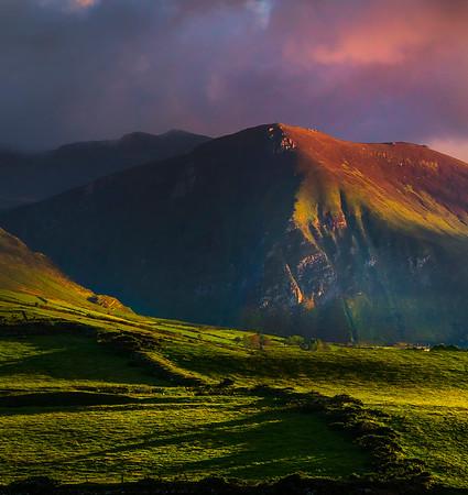 Morning Light Across The Sky - The Dingle Peninsula, County Kerry, Ireland