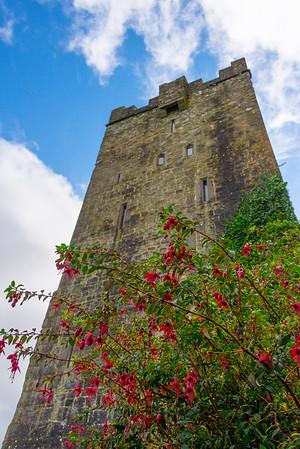 The Historic Castles Of Ireland - The Burrens, Ireland