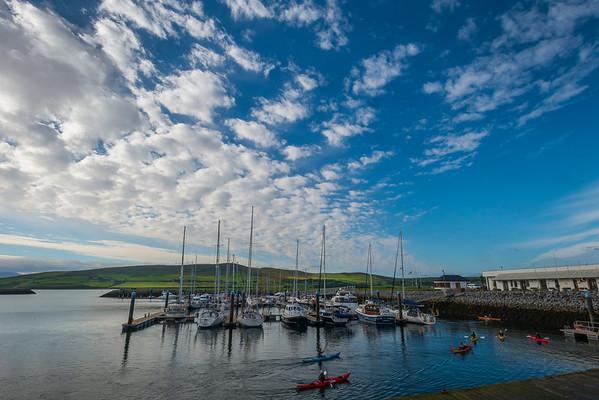 Life In The Dingle - Dingle Bay, Dingle, County Kerry, Ireland