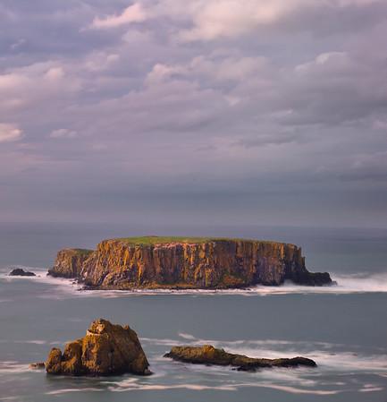 Haystacks Cliffside  - The Giants Causeway, Northern Ireland, Republic Of Ireland