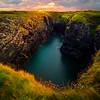 A Hidden Hole In The Earth - Sligo, Sligo County,  Ireland