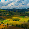 From The Highest Point - Val d'Orcia Region, Tuscany, Italy