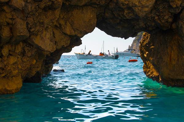 Capri_37 Bay Of Naples, Capri Island, Italy