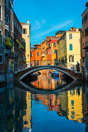 Reflections Of The Olden Days - Venice, Italy