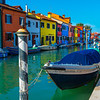 The Islands Outside Venice - Burano, Venice, Italy