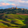 The Vivacious Colors Of Tuscany - Val d'Orcia Region, Tuscany, Italy