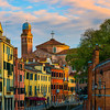 The Bold Colors Of Venice - Venice, Italy